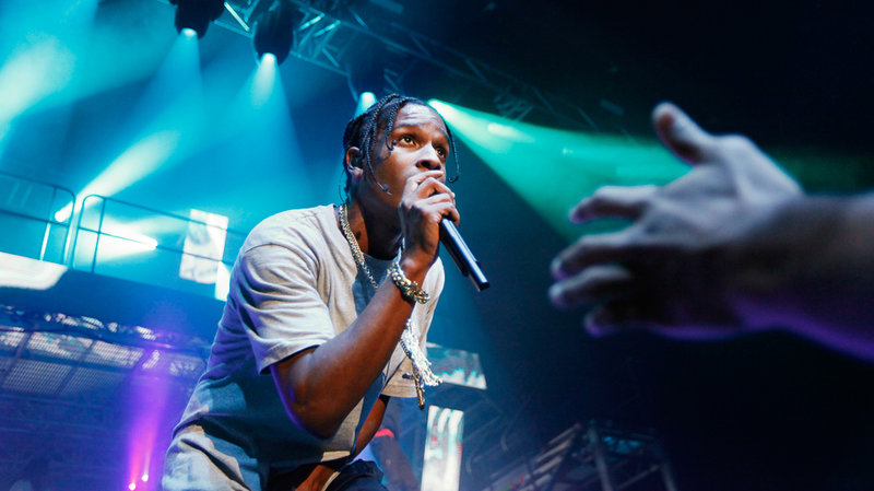 A$AP Rocky Concert