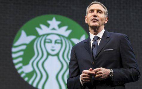 From Starbucks CEO to next U.S. President?