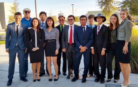 LJHS Speech and Debate Team