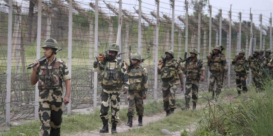 India's Wall