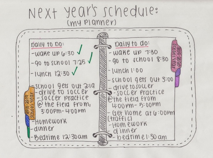 The Problematic New Schedule