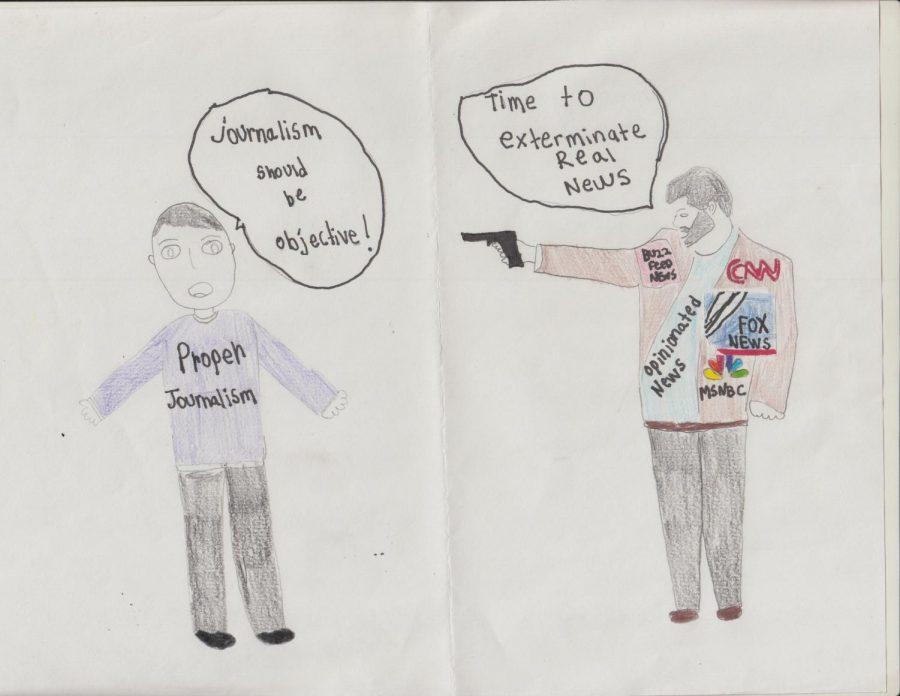Opinionated News