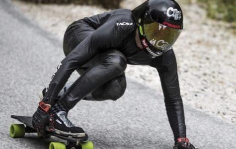 World Champion Skateboarder: Nick Broms
