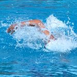 Swim Team Looks to Finish Strong in CIF