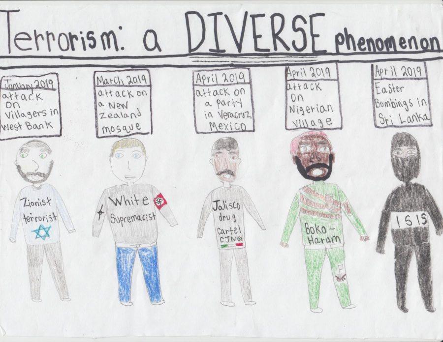 Diverse+Terrorism