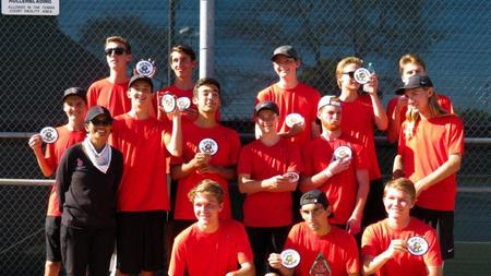 Boys Tennis Finishes Strong Season