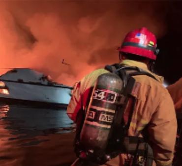 Deadly California Boat Fire