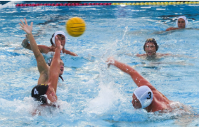Water Polo: Young Talents and Leaders Step Up