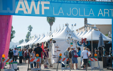 La Jolla Art and Wine Festival is Here