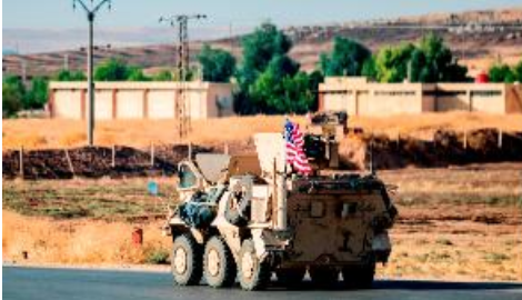 Troops Pulled From Syria