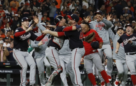 World Series - Houston Astros vs Washington Nationals