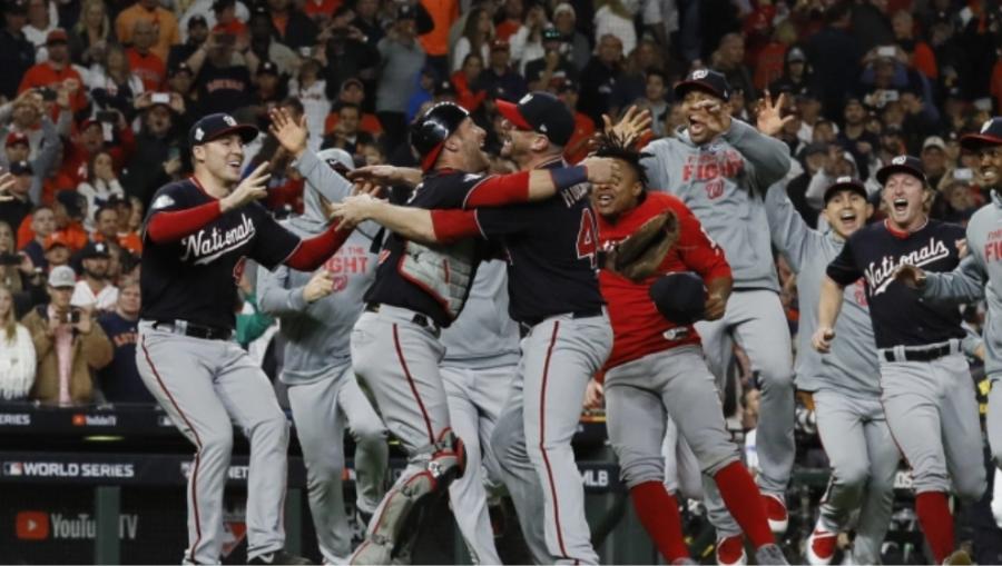 World Series - Houston Astros vs Washington Nationals