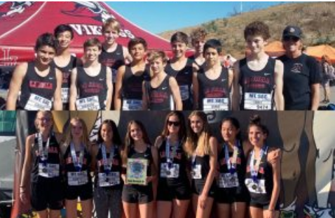 Cross Country Takes 2nd Place in Mt. Sac Invitational