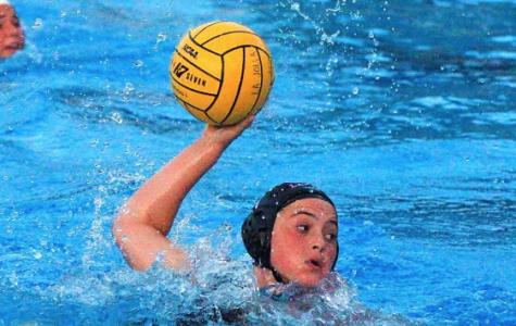 Varsity Girls Water Polo Dominates