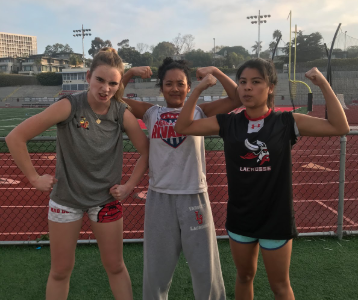Girls Lacrosse Determined to Succeed