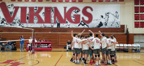 Viking Volleyball Works Towards Hawaiian Tournament