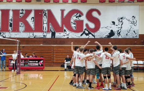 Viking Volleyball Works Towards Hawaiian Tournament