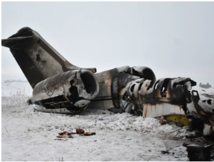 US Military Plane Crashes in Taliban-Controlled Territory