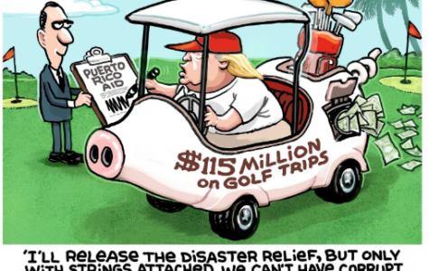 Trump's Insufficient Puerto Rico Aid