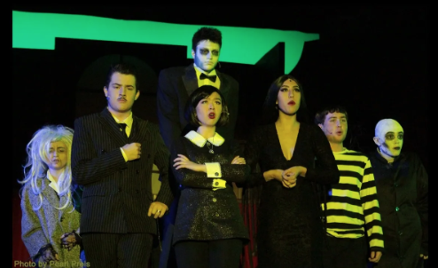 The Addams Family Play Review
