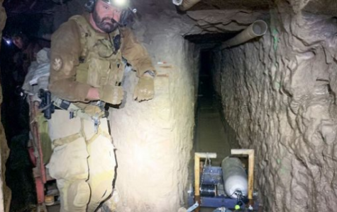 Longest Smuggling Tunnel Found in San Diego