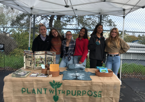 Plant with Purpose club last year.  Photo via Taryn Snyder