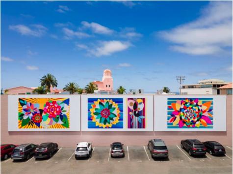 """Photo via """"Murals Of La Jolla"""""""